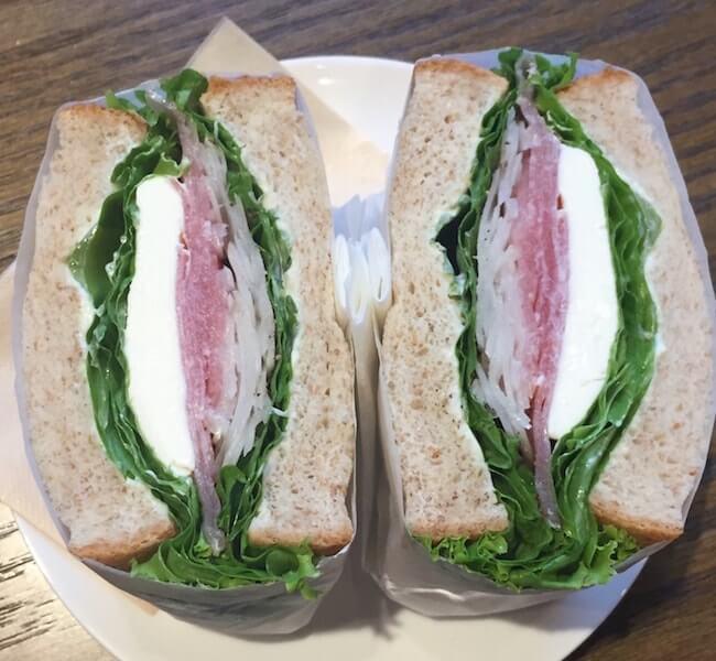 お腹痩せに理想的な朝食パン