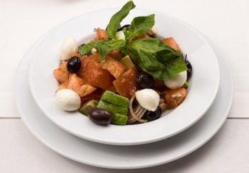 トマト_カプレーゼ_ダイエットレシピ