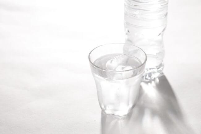 お風呂ダイエットと水分摂取