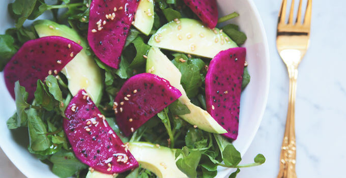 dragon-fruit-recipe-salad
