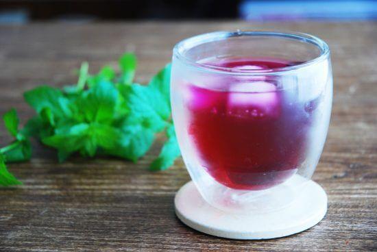 赤しそジュースの作り方