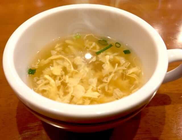 ゆで卵ダイエット_レシピ_卵スープ