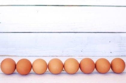 ゆで卵ダイエットで食べる個数