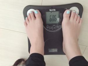 10キロダイエット_7日目_体重